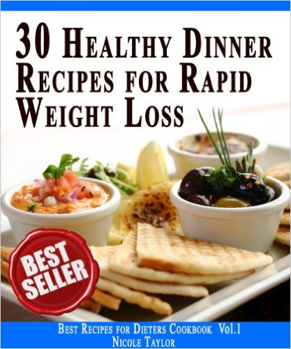 30 Healthy Dinner Recipes For Rapid Weight Loss