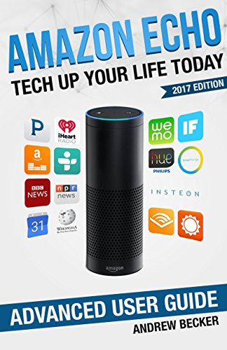 Amazon Echo: Tech Up Your Life Today