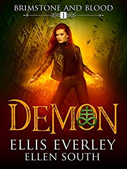 Demon: Brimstone and Blood Book 1