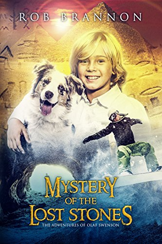 Mystery of the Lost Stones: The Adventures of Olaf Swenson